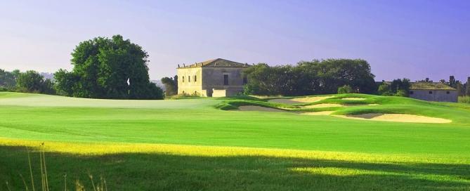 I campi da golf 01